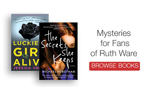 Bc mysteries for fans of ruth ware thumbnail update