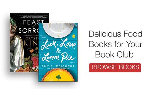 Delcious food book club thumbnail