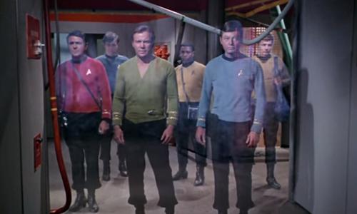 Enterprise crew beaming thumbnail