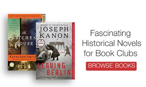 Historical novels bc thumbnail